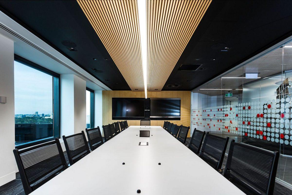 Boardroom Audio Visual Systems